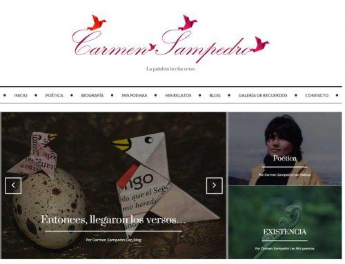 Web Carmen Sampedro